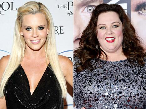 """Jenny McCarthy Defends Cousin Melissa McCarthy, Slams Film Critic Rex Reed: """"He Can Go to Hell"""""""