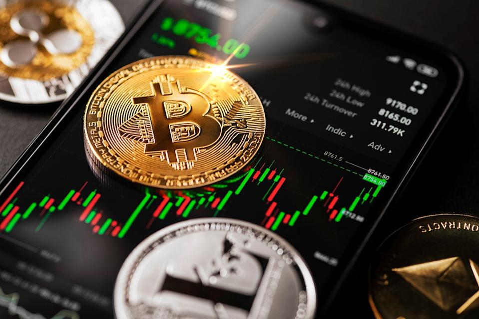 Millennial millionaires have a large share of their wealth in crypto, CNBC survey says (Getty Images/iStock)