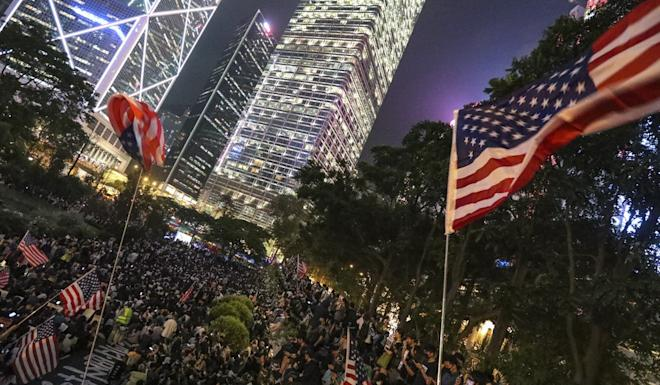 Hong Kong has been hit by almost seven months of civil unrest. Photo: Felix Wong