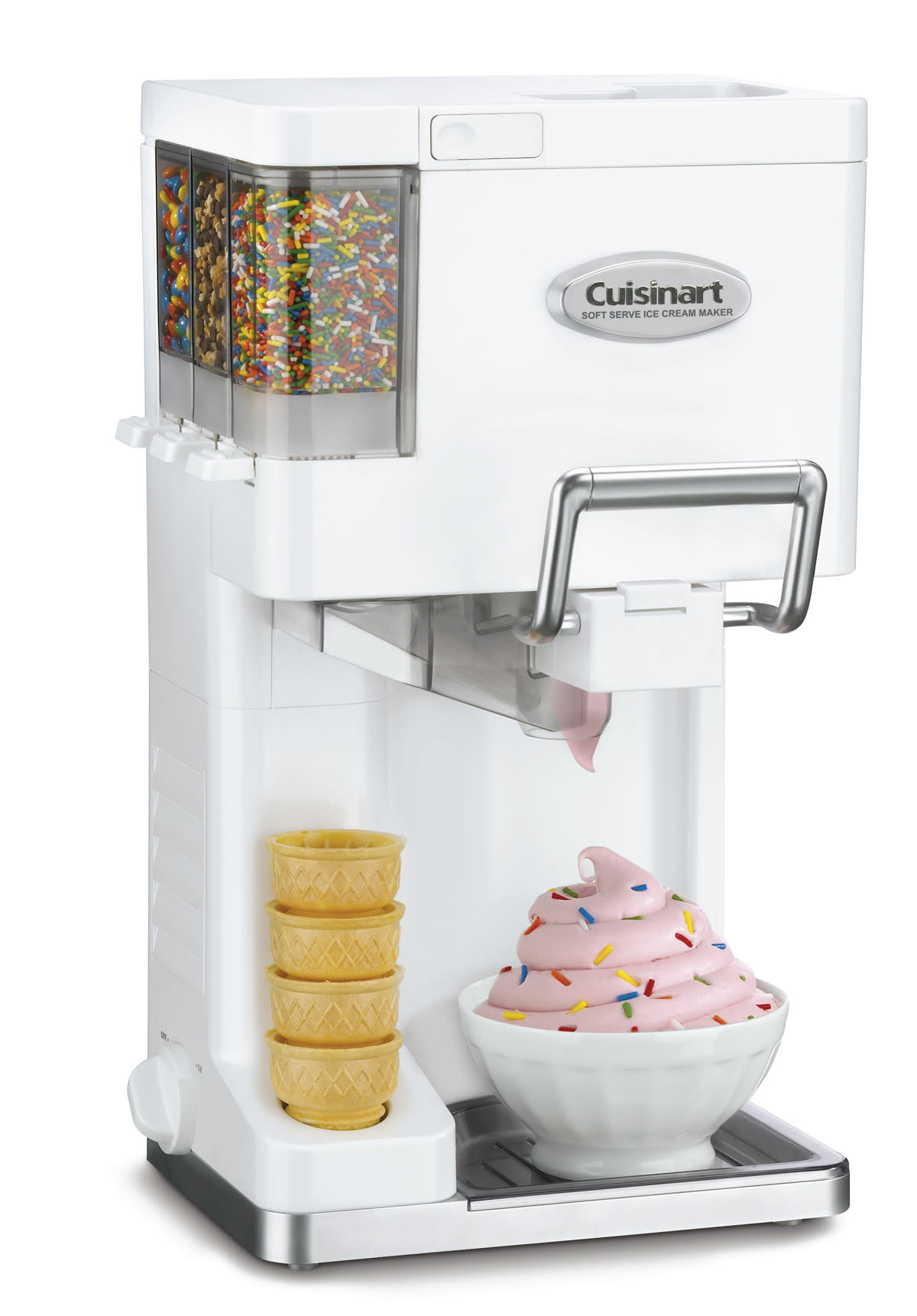 Cuisinart ICE-45P1 Soft Serve Ice Cream Maker (Walmart / Walmart)