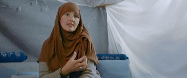 Hamilton native Kimberly Polman has expressed regret about being part of the ISIS caliphate, and has been requesting that she be allowed to return to Canada. She's one of the women featured in the new documentary The Return: Life After Isis. (The Return: Life After ISIS - image credit)