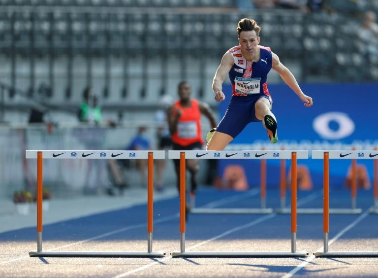 Warholm eclipses Moses in Berlin as rich vein of form continues