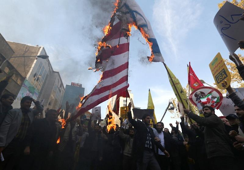 United States imposes second round of sanctions on Iran
