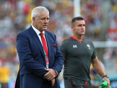 Rugby World Cup 2019: Wales coach Warren Gatland taking no risks against Fiji, will keep same core of side for third run