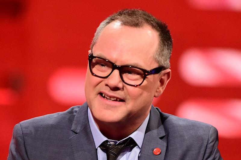 Speaking out: Jack Dee has expressed his frustration over what comedians can or cannot say: Ian West / PA Wire/Press Association Images