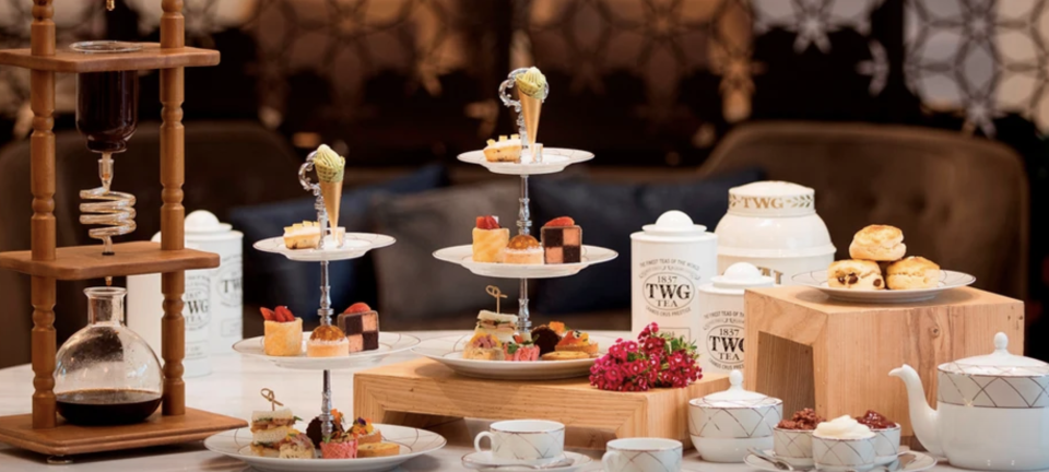 PHOTO: Klook. Afternoon Tea for 2