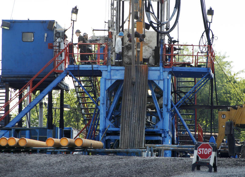Gas drilling impact fee in Pa. exceeds projections