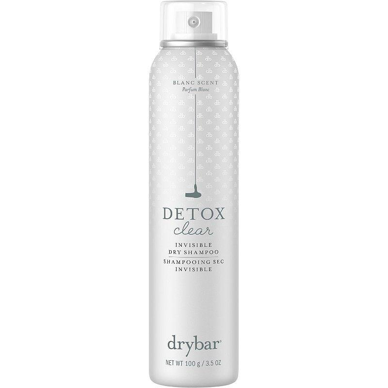 Drybar Invisible Dry Shampoo is exactly what its name suggests: invisible. Just a few spritzes of this potato starch-based cleanser will not only soak up oil that weighs hair down, but you'll get some texture to make styling sleeker strands easier. Not to mention, there's amla oil mixed in to hydrate and nourish hair.