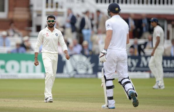 England v India: 2nd Investec Test - Day Three : News Photo