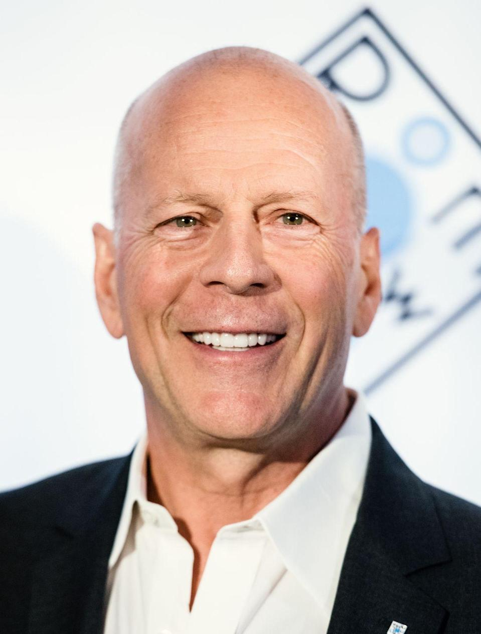 """<p>Though he hasn't admitted which film he hates exactly, when <a href=""""https://pagesix.com/2010/10/20/which-movies-does-bruce-willis-regret-making/"""" rel=""""nofollow noopener"""" target=""""_blank"""" data-ylk=""""slk:asked"""" class=""""link rapid-noclick-resp"""">asked</a> if he regrets making any of his 60-plus films Willis revealed, """"about a dozen. I'd love to strike them off the list."""" He also <a href=""""http://www.telegraph.co.uk/culture/film/film-news/10240313/Bruce-Willis-Im-bored-of-making-action-movies.html"""" rel=""""nofollow noopener"""" target=""""_blank"""" data-ylk=""""slk:admitted"""" class=""""link rapid-noclick-resp"""">admitted</a> he's """"bored of making action movies."""" </p>"""