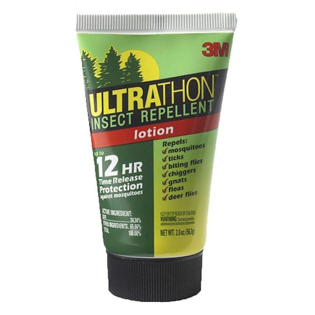 3M Ultrathon Insect Repellent Lotion. (Photo: Amazon)