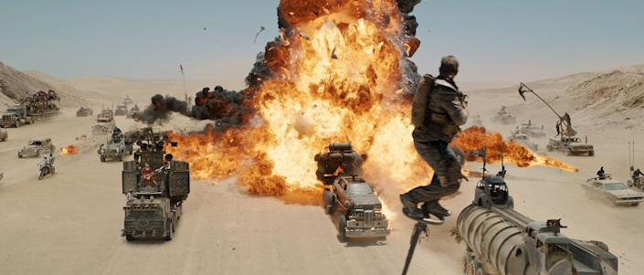 Lawsuit over Mad Max: Fury Road could block two more movies