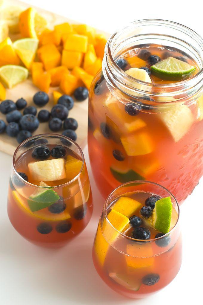 "<p>Not only does this refreshing drink taste great, but it's also full of antioxidant-packed fruits meaning it's healthy too!</p><p><strong><em>Get the recipe at <a href=""http://simpleveganblog.com/non-alcoholic-sangria/"" rel=""nofollow noopener"" target=""_blank"" data-ylk=""slk:Simple Vegan Blog"" class=""link rapid-noclick-resp"">Simple Vegan Blog</a>.</em></strong></p>"