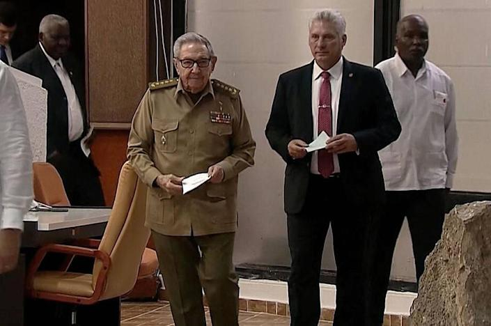 Cuban President Miguel Díaz-Canel is widely expected to take over leadership of the Communist Party from Raúl Castro during a congress this weekend.