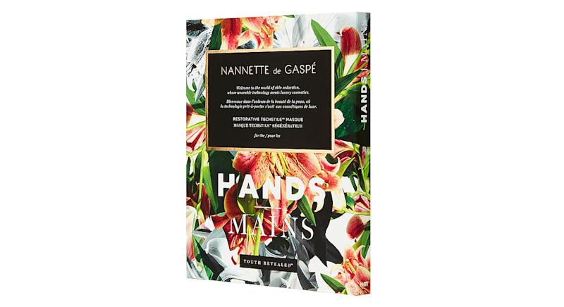 Nannette de Gaspe Youth Revealed Restorative Techstile Hand Masque
