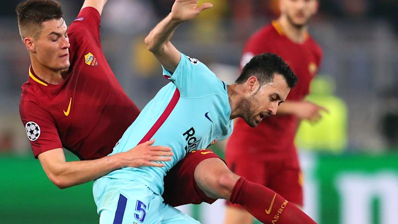 Busquets bemoans loss to Roma as the worst defeat of his career