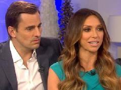Bill Rancic and Giuliana Rancic on the 'Today' show on December 5, 2011 -- The Today Show