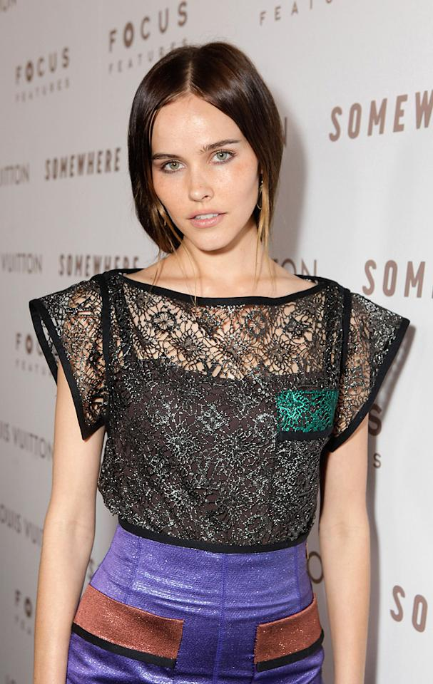 """January 29: Isabel Lucas turns 26 Todd Williamson/<a href=""""http://www.wireimage.com"""" target=""""new"""">WireImage.com</a> - December 7, 2010"""