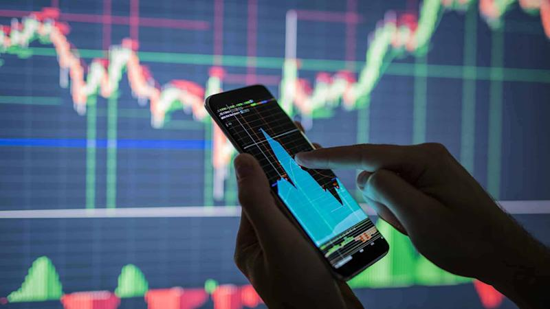 Stock Market Data on Smart Phone