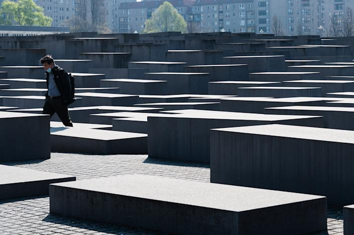 Berlin's Memorial to the Murdered Jews of Europe is a prime example of a way to memorialize an ugly history.