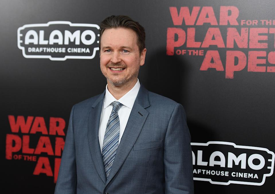 Matt Reeves attends the 'War for the Planet Of The Apes' premiere on July 10, 2017. (Credit: Angela Weiss/AFP via Getty Images)