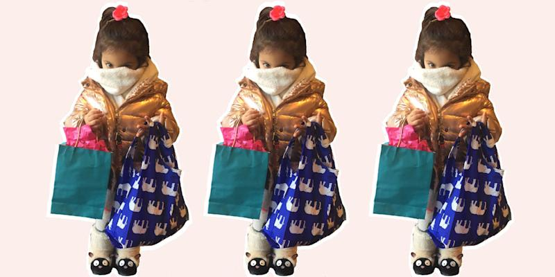 Why I Don\'t Give My Three-Year-Old Daughter Christmas Gifts