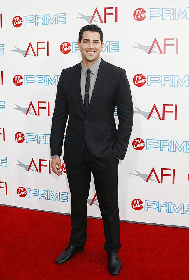 "<a href=""http://movies.yahoo.com/movie/contributor/1804485939"">Jesse Metcalfe</a> at the 37th Annual AFI Lifetime Achievement Awards - 6/11/2009"