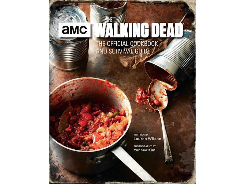 Get ready for an apocalypse with this survival guide and cookbook in oneAmazon