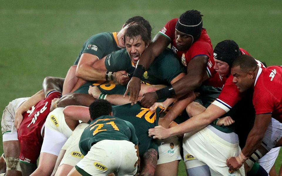 rugby - REUTERS