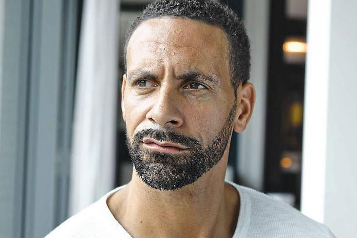 Loss and healing: Rio Ferdinand in the TV documentary Being Mum and Dad