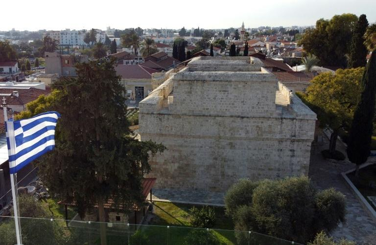 Limassol castle, which houses the Cyprus Medieval Museum in the southern coastal city of the same name