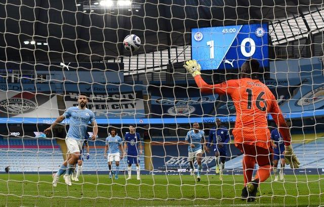 City have had mixed fortunes from the penalty spot