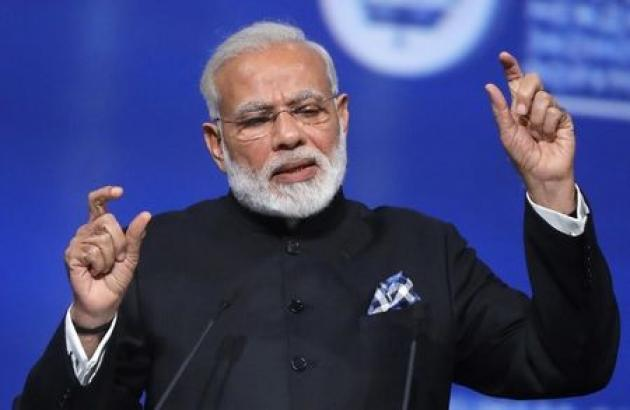 India's Modi heads to Israel, lifting the curtain on close ties