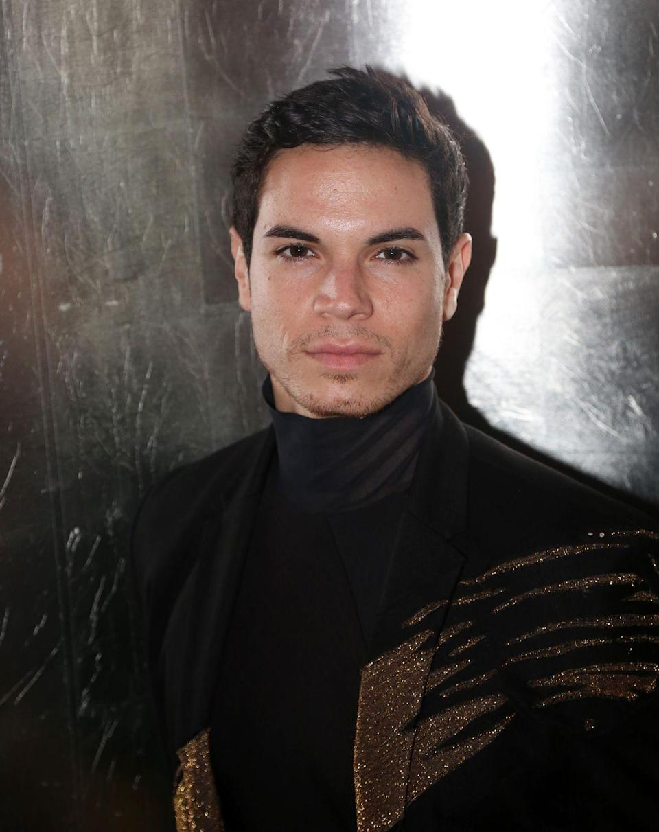 <p>Gotay is also in the ensemble. The Broadway actor has appeared in <em>Bring It On </em>and <em>Spider-Man: Turn off the Dark,</em> and New York City Center's revival of <em>Evita</em>.</p>