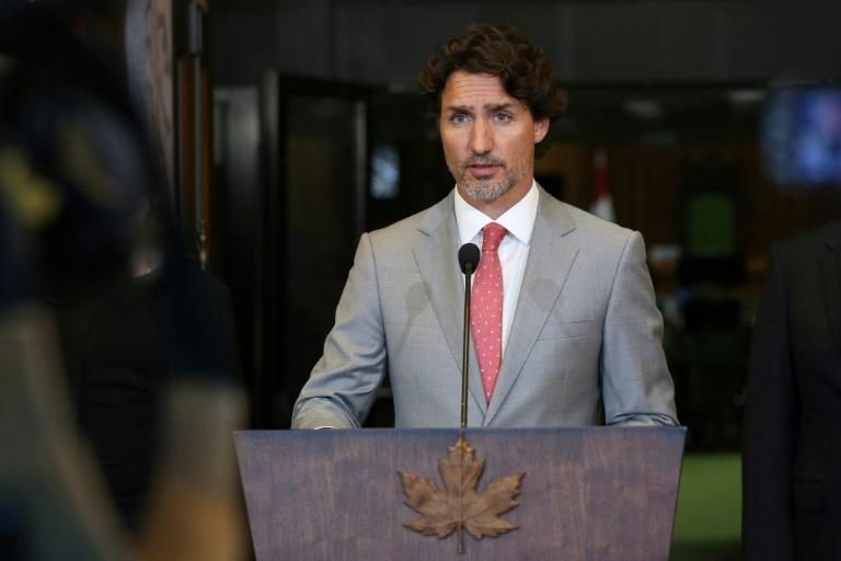 Canadian Prime Minister Justin Trudeau also touted Kamala Harris's barrier-breaking victory as the first woman Vice President