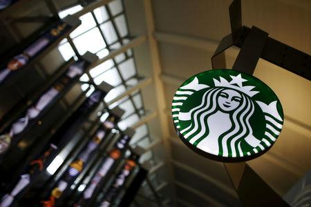 Starbucks Corp's (NASDAQ:SBUX) Sentiment is 1.05