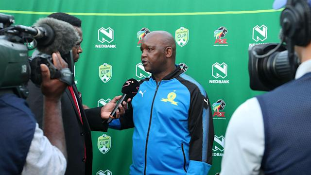 The Masandawana mentor has expressed his disappointment in seeing his rival depart as Amakhosi head coach