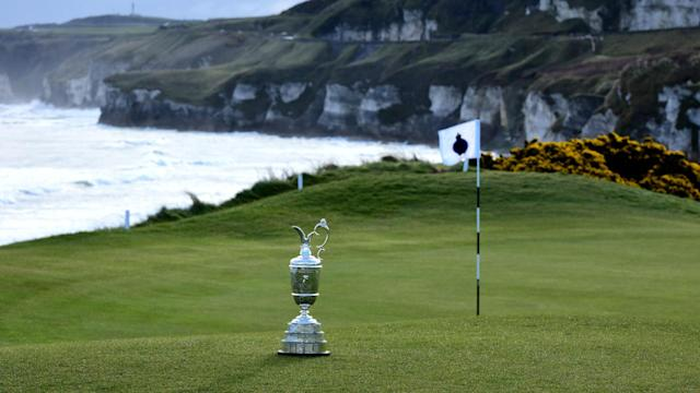 For the first time in 68 years, Royal Portrush will host The Open Championship. The world has changed a lot since then...