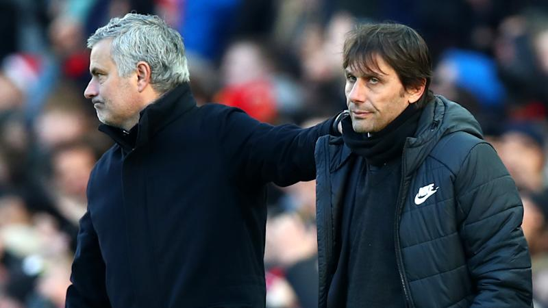 Conte labels transfer window a 'virus' as he shrugs off Mourinho dig over Eriksen pursuit