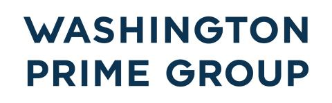 Washington Prime Group Partners with Nationwide Children's Hospital's On Our Sleeves® Movement to Bring Awareness to Childhood Mental Health