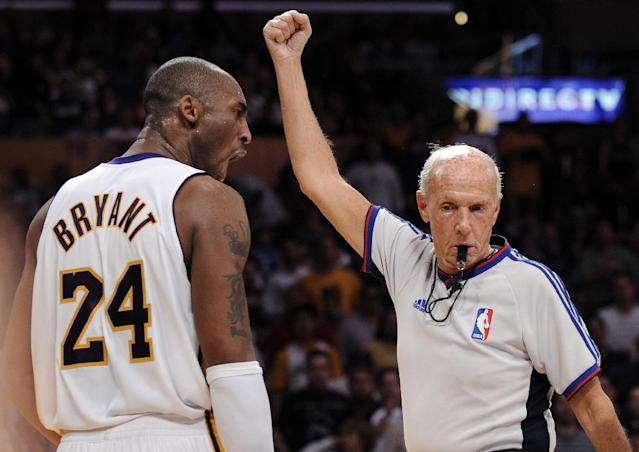Newly retired longtime NBA referee Dick Bavetta reveals his three favorite crowds