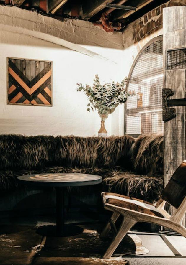 Decked out in Scandinavian decor, the place is actually pretty chic. Source: Mjølner
