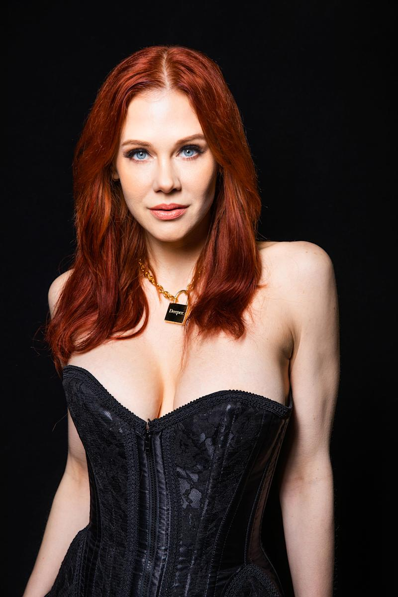 Boy Meets World's Maitland Ward appears promo shot for Deeper, part of Vixen Media Group's adult content.