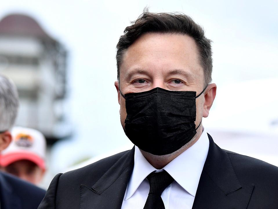 Tesla founder and CEO Elon Musk  (REUTERS)