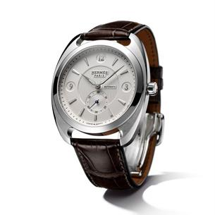Hermes Dressage - It's the first in-house caliber this year to power watches in its main collection: the Dressage.