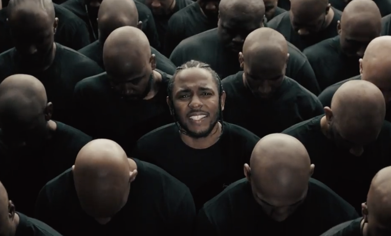 "Kendrick Lamar Shares Video for New Single ""Humble"""