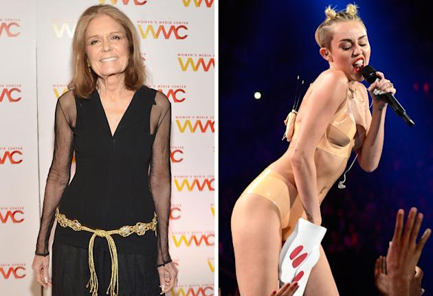 Pity, that Has miley cyrus been nude are not