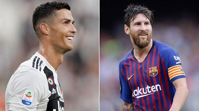 Cristiano Ronaldo, Lionel Messi Lead FIFA 19 Player Ratings; Top 10 Revealed