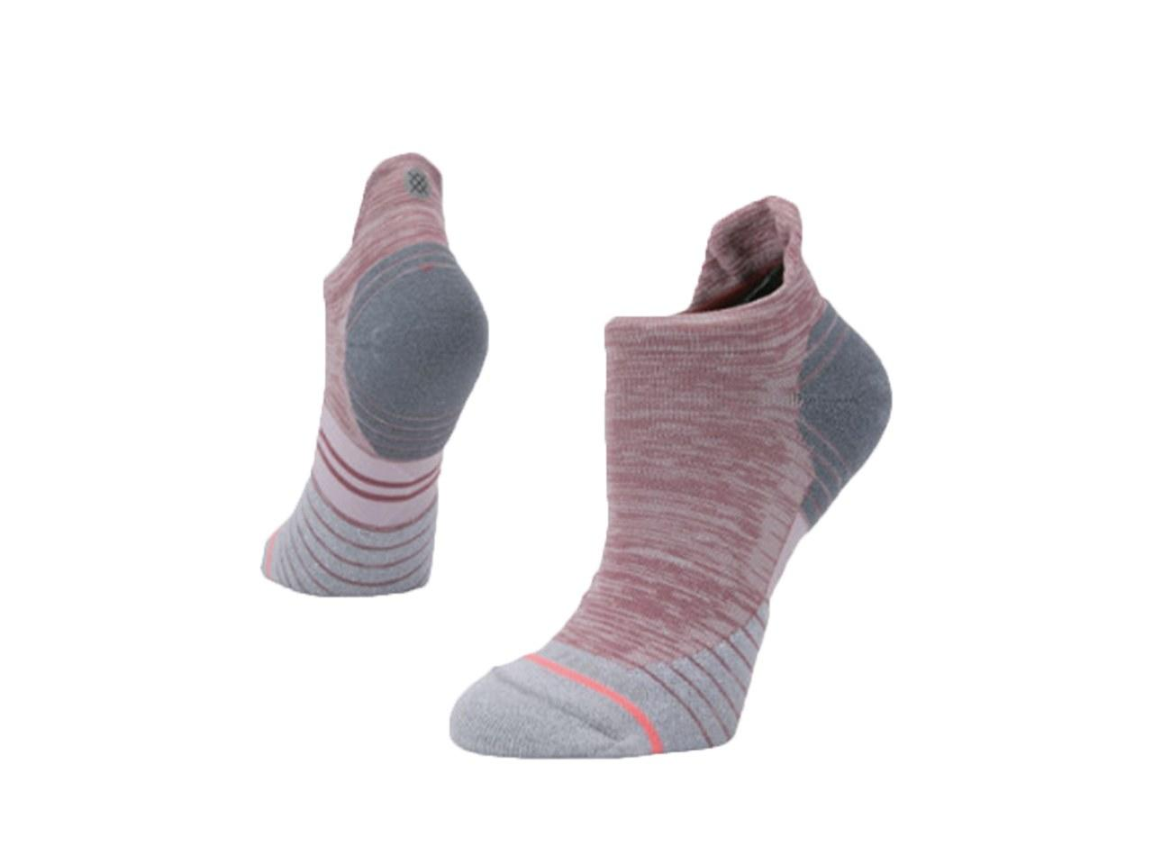 """<p>""""These socks are the right thickness for me, and I love the ankle tab in the back so I never have to worry about them disappearing and riding down into my shoe.""""<br> —<a rel=""""nofollow"""" href=""""https://www.instagram.com/foodosaurusrex/"""">Danielle Heffernan</a>, runner in Jersey City, New Jersey</p> <p>""""I love the colors and how comfortable these socks are. I wear them for all of my workouts!""""<br> —<a rel=""""nofollow"""" href=""""https://www.oiselle.com/blog/author/allie-kieffer"""" rel=""""nofollow"""">Allie Kieffer</a>, professional marathoner</p> <p>""""I love that these socks have a great true-to-size fit so that I don't get blisters. They always feel great in the run, and hold up in rain or snow.""""<br> —<a rel=""""nofollow"""" href=""""https://www.nazelite.com/athletes/kellyn-taylor/"""">Kellyn Taylor</a>, professional marathoner</p> <p><strong>Buy them:</strong> $14, <a rel=""""nofollow"""" href=""""https://shop.nordstrom.com/s/stance-distance-tab-running-socks/4821664"""" rel=""""nofollow"""">nordstrom.com</a></p>"""