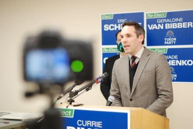 Yukon Party Leader Currie Dixon said the Liberals' timing in calling the election comes at the expense of the health and safety of residents.